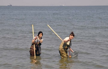 千春(左)もついにバカ長購入