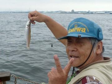 本当に釣りが大好きな山口さん!!!