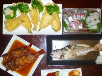 今日の夕食!