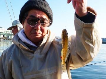 数が・・・鮎釣りなどが得意な永田さん・・お久しぶりです