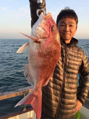 梶井さん・・1.4kg