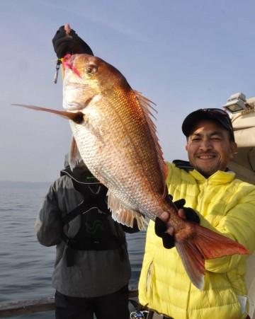 富田さん 2.21kg66cm・・・!