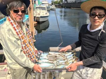 久しぶりの釣りを堪能しました・・・