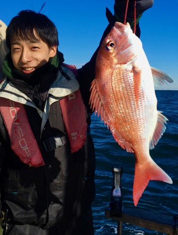 最初は1.13kg・・・藤田さん・・・初タイです