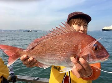 1.35kg・・・ピンクが美しい・・・!