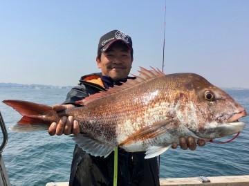 4.76kg・・・石橋さんやりました・・おめでとう!!!!