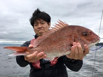 1.32kg・・・野崎さん・・・!