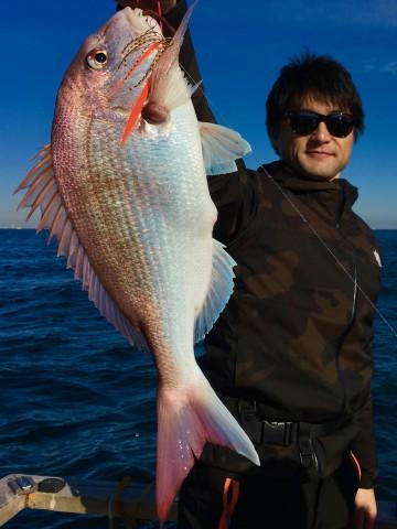 1.92kg・・・ナイスサイズ・・鈴木さん・・・!
