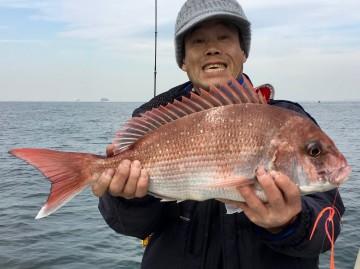 1.49kg・・・綺麗なピンクです・・・!