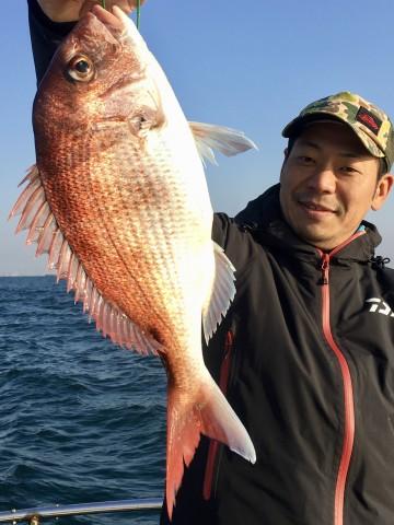 1.31kg・・・朝一の景気付けは長野さん・・・!