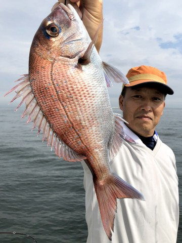 佐藤さんも綺麗なピンクを・・・!