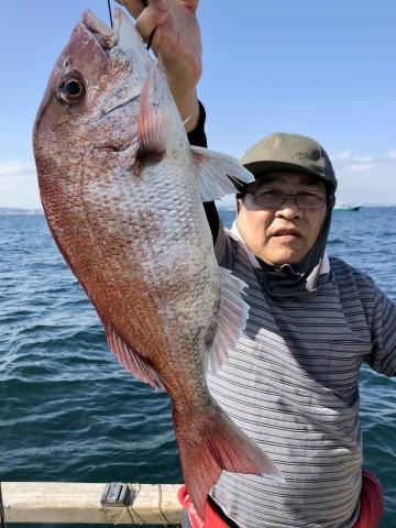 また・・鎌倉さん絶好調・・・1.42kg・・・!