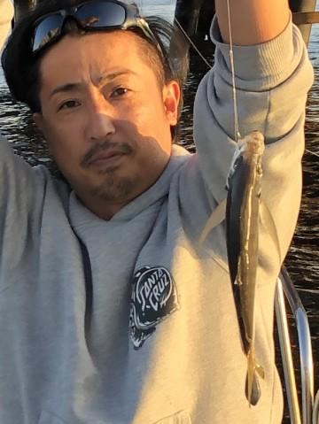 釣れてます・・・!