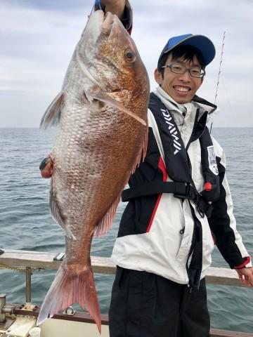 三井さん・・・4.01kg・・・自己記録更新 おめでとう・・!