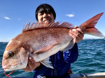 清水さん・・・自己ベスト更新3.98kg・・・おめでとう・・・!