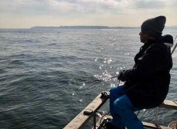 海は湖のよう・・・のんびりゆったり・・・!