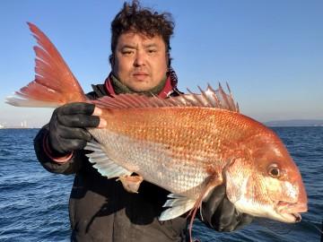 古川さん・・・やったね!・・・3.91kg・・・!