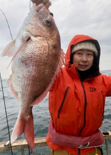1.48kgのピンク・・・!