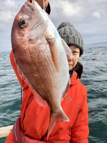 1.02kg・・・綺麗なピンクです・・・!