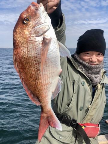 竹田津さん・・・2.08kg・・・やったね!