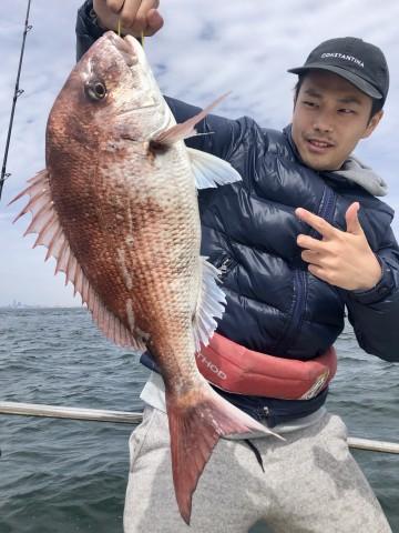 2.89kg・・・ヤッタァ〜〜〜!!!!