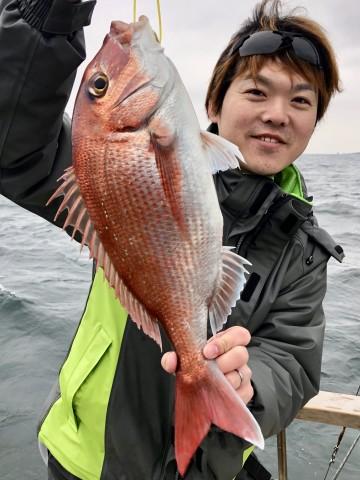 飯塚さん・・・1.48kg綺麗なピンクです!