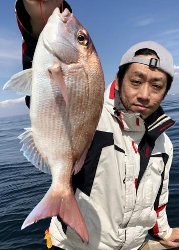 田端さんの800gで終了