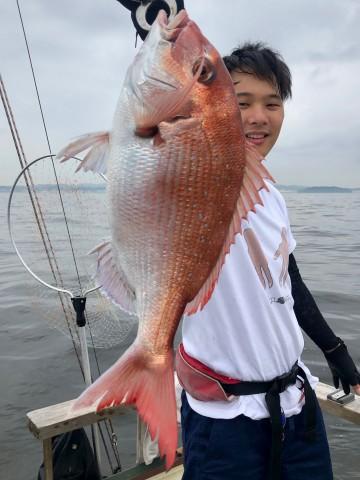 長田くん・・・1.04kg・・・やったね・・・!