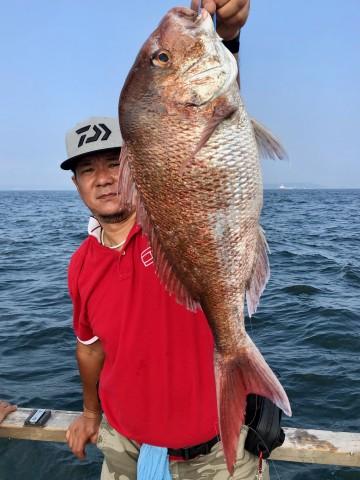 斉藤さん・・・やったね・・・2.98kg・・・!
