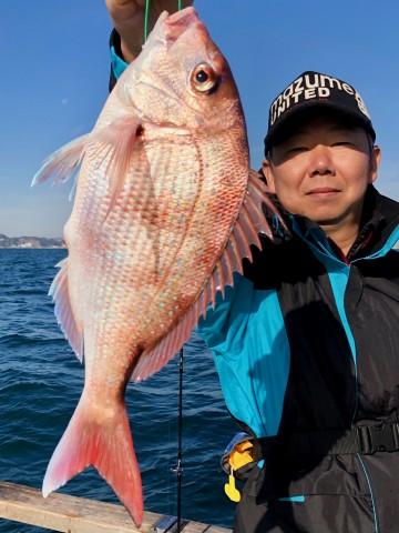 川井さん・・・1.03kg・・・ナイス・・・!