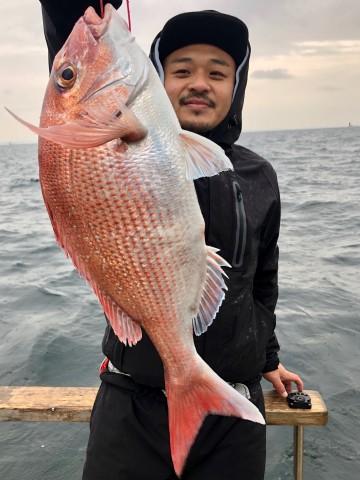 綺麗なピンクは1.53kg・・・・!