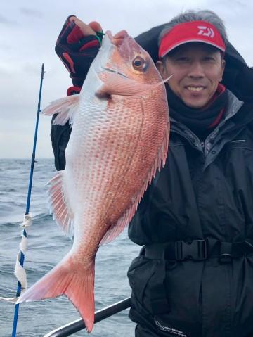 綺麗なピンクは1.20kg・・・!