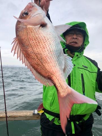 鎌倉さん・・・キロオーバー・・1.01kg・・!
