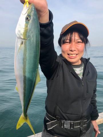 イナダが・・・由紀子さんに・・・!